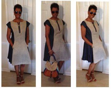 Casual linen and denim Sundays
