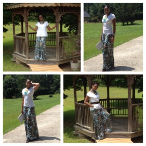 stylish for all ages, check these chic fashionable wide leg pants. Modeled by daughter and I!!!
